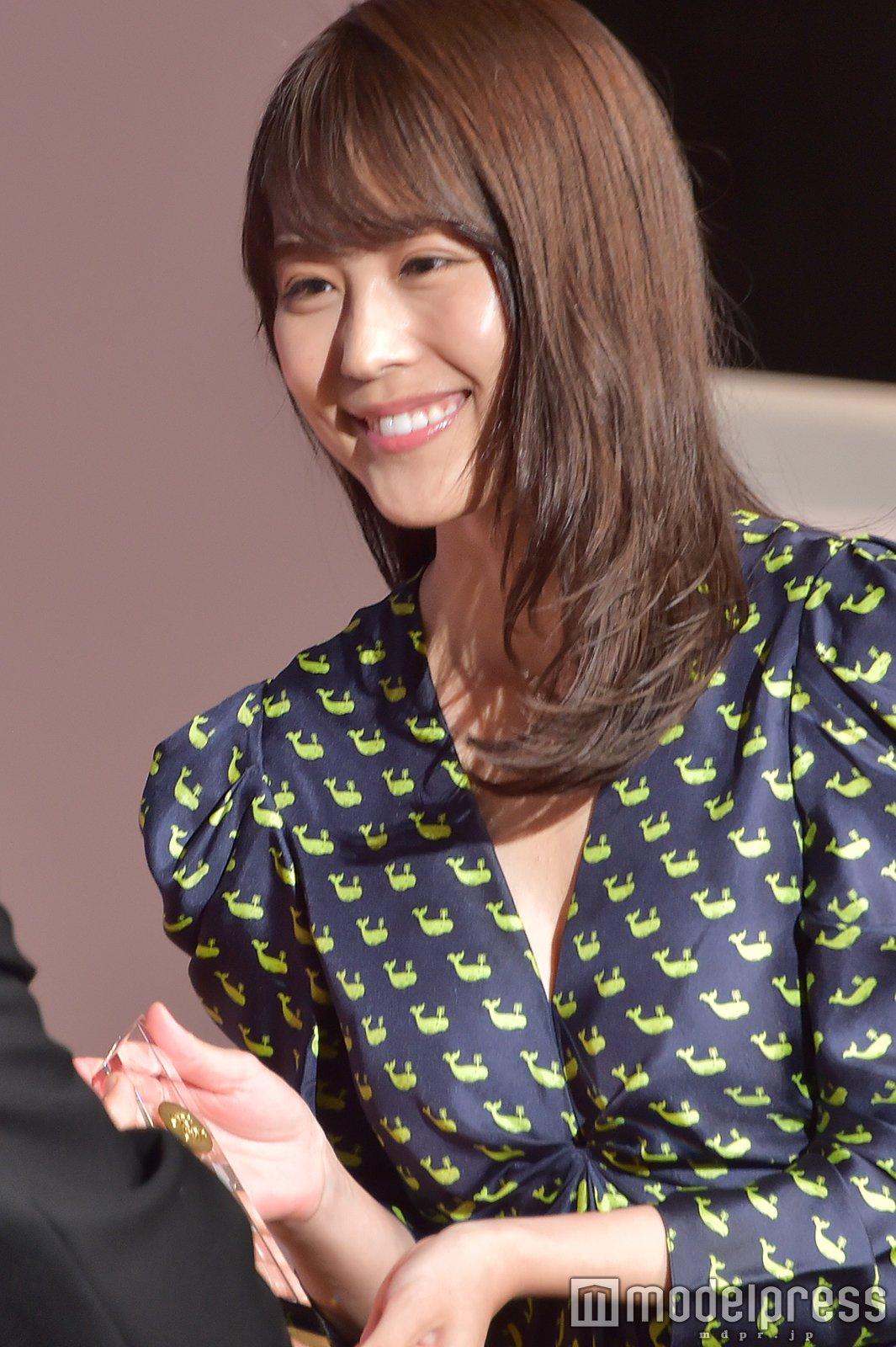 kasumi arimura modelpress